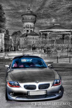 HDR Car by Jean-Michel Leclercq, via Flickr