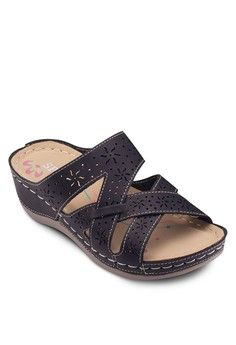 Casual Sandals from Spiffy in black_1