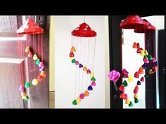 Recycled Bottle Craft : Amazing Christmas Decoration DIY Craft Idea for X-Mas Bells - YouTube