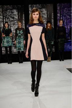 new york fashion week 2014 | Charlotte Ronson - New York Fashion Week Otoño Invierno 2013-2014 ...