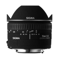 15mm f/2.8 Sigma Fish Eye. affordable fishy fun. fast. sharp. nice clarity. this sigma- frankly rocks my socks! check out 'my photography' board to see some images using this lens.