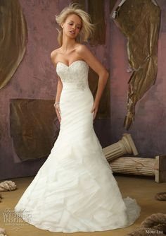wedding dresses from Mori Lee by Madeline Gardner #bridal #gown