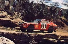 1971 DATSUN - 1971 East African Safari Rally driven by Edgar Herrmann and H. Plane Engine, Nissan Z Cars, Nissan Infiniti, Datsun 240z, Motosport, Tuner Cars, Skyline Gt, Racing Team, Rally Car