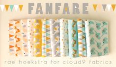 Fabric Patterns that go with our color scheme