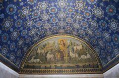 -DSC_0121-Ravenna é famosa pelos seus mosaicos bizantinos, os maiores e mais bem conservados fora da antiga Constantinopla, hoje Istanbul.
