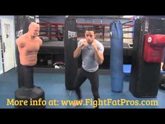 Basic Stance, Jab & Cross Tutorial. Even if you are only punching for cardio, learn to do it right! This video is a little long and repetitive, but his advice is spot on! Learn to hit like you are actually going to hit someone!
