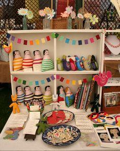 The Pea Pod: Craft market