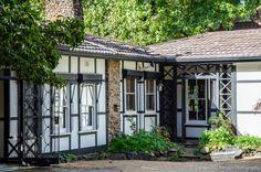 Mawarra Manor - Edna Walling gardens in Sherbrooke, Victoria, Australia