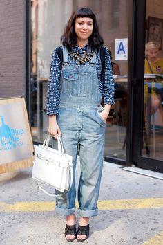 NY Fashion- New York Fashion Week Street Style