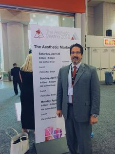 Antimarino at the Aesthetic Meeting As a member of the Aesthetic Society of American Plastic Surgeons. Board Certified Plastic Surgeons, Plastic Surgery, American