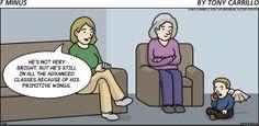 F Minus comic for Jan/26/14
