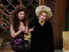 One of my Favorite episodes!  The Nanny <3