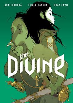 War gets a new look in THE DIVINE by Asaf and Tomer Hanuka and Boaz Lavie