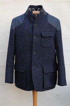 Tenzing Jacket by Nigel Cabourn
