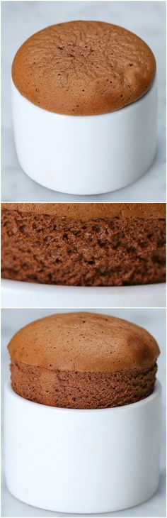 Nutella Soufflé | Here's How To Make A Fancy AF Nutella Soufflé