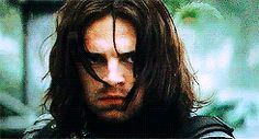 Confusion - The Winter Soldier --- Everyone is so centered on Bucky they don't notice Steve's sad face. :(