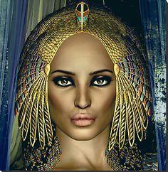 Cleopatra- Pushkin's 'Egyptian Nights'