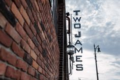 Two James Distillery. Detroit, MI
