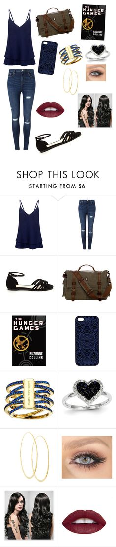 """1st day of college"" by ashleygammage on Polyvore featuring C/MEO COLLECTIVE, Miss Selfridge, Samantha Warren London, Michael Kors, Kevin Jewelers and Lana"