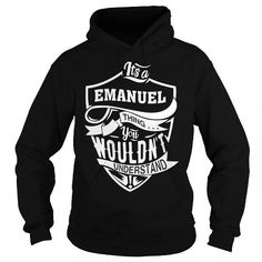 I Love EMANUEL Thing T-Shirts