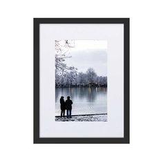 Cuadro Pareja en el Retiro | Cosa Bonita | Láminas para cuadros Frame, Parks, Home Decoration, Pretty, Picture Frame, Frames