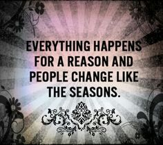 True that...... nothing occurs without a reason!