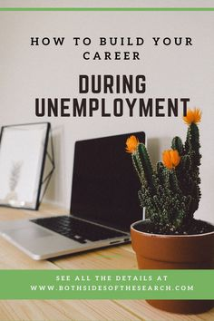 Helpful guide to using a period of unemployment to focus career planning and boost marketability to employers #hired #unemployed #furlough #layoffs #pandemic #Coronavirus #career #youngprofessional Interview Nerves, Job Search Tips, Career Planning, Stress Management, To Focus, Stress And Anxiety, Period, How To Plan