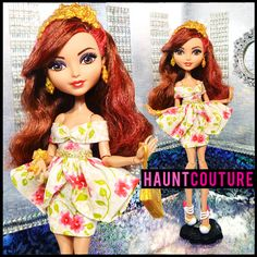 Hey, I found this really awesome Etsy listing at https://www.etsy.com/listing/250823069/fairytale-princess-doll-blooming-beauty