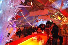MQ Winter Halle (c) Mautner stadtbekannt. Halle, Ferris Wheel, Winter, Fair Grounds, Fun, Travel, Viajes, Traveling, Tourism