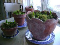 Poppytalk: Inspiration: A Little Green