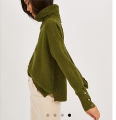 Turtle Neck, Pullover, Sweaters, Fashion, Floral, Moda, Fashion Styles, Sweater, Fashion Illustrations