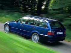 E46 Alpina-BMW B3S Touring