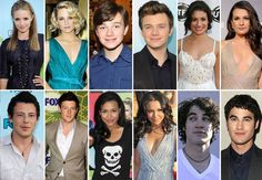 The+Waltons+Cast+Then+and+Now   Glee Stars: Then and Now! Who's Changed the Most Since Season 1 ...
