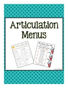 Artic Meun! use in conjunction with pizza activity