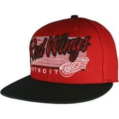 NHL Detroit Red Wings Kalvin Snapback Cap, Red, OSFA by '47 Brand. $18.74. 47 Brand provides the quality all true fans desire in their gear.  Known for their vintage look and feel, '47 has managed to also provide a new school spin to this old school craze.  Featuring tight, crisp stiching; 47 Brand has made their claim as the source for snapbacks. Snap this hat and never look back.