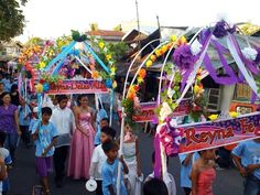 Top 5 Flores De Mayo Highlights in the Philippines - Skyscanner Philippines Tourist Spots, Months In A Year, Festivals, Philippines, Festival Celebration, Island, Vacation, Virgin Mary, Highlights