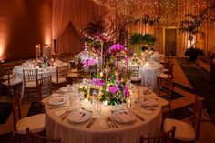 Orlando Wedding Lighting Inspiration