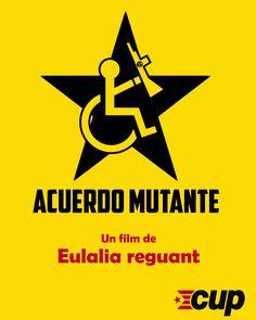 """""""Un acuerdo mutante"""" el remake de """"Acción Mutante"""" que ha hecho la CUP"""