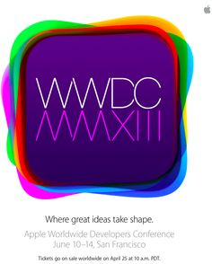 Epic WWDC Invitiation