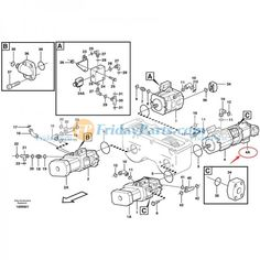 For Komatsu Wheel Loader WA150-5 WA150PZ-5 Hydraulic Pump