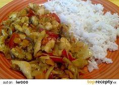 Dobrou chuť... Seitan, Grains, Menu, Rice, Treats, Dishes, Chicken, Cooking, Smoothie