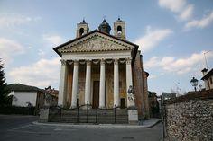 TempiettoBarbaro 2007 07 08 02 - Category:Tempietto Barbaro (Maser) - Wikimedia Commons Tempietto di Villa Barbaro by Andrea Palladio
