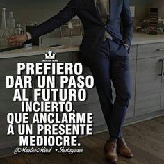 #Repost @mentormind NO busques seguridad Busca Libertad. La seguridad la encuentras en cualquier lado y seguramente te atraerá mucho la idea pues estarías viviendo en la zona de confort. La libertad es aquello incierto que aparentemente es arriesgado pero ese riesgo se disfraza muy bien. Detrás de esa máscara de incertidumbre está la gloria de la libertad. El riesgo te hace crecer la seguridad te empobrece. @mentormind @mentormind #mentormind . . . . #frases #actitud #negocios #mot...