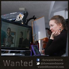 Our vigilant script supervisor, Rebekah Cook, keeps a close eye on the monitor as director Nathan Jacobson talks through a scene with Rusty Martin. Rebekah did a great job helping to maintain continuity for each scene of the film. #shortfilm #indiefilm #adoption #fostercare #filmcrew