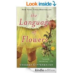 Very interesting book about a young girl who aged out of foster system and meets an unlikely friend, both sharing a love for flowers and their meanings.
