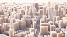 "Check out this @Behance project: ""Cities in Data"" https://www.behance.net/gallery/43999007/Cities-in-Data"