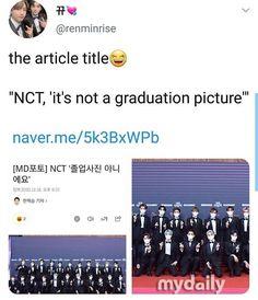 Nct Group, Nct Life, Funny Kpop Memes, Graduation Pictures, Phobias, Meme Faces, Winwin, Kpop Groups, Taeyong