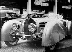1936/1971 t57s roadster concept-showcar #57385 et replica #57555