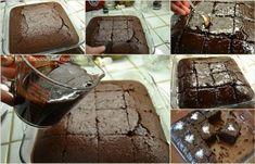Chocolate Sweets, Love Chocolate, Desert Bar, Desert Recipes, Deserts, Baking, Cake, Food, Pastel
