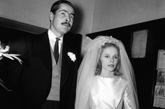 Lord Lucan and his wife Veronica Duncan, Lady Lucan. In 1974 Lord Lucan killed the nanny when he mistook her for his estranged wife, Veronica. Her eyewitness account, believed by everyone except her own kids and sister, detailed what happened. Yet she lost custody of her kids, those same ungrateful kids turned their backs on her, and her husband disappeared into thin air. They found his car where he staged his suicide although his body was never found and he was seen in Africa years later...